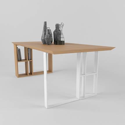 Дизайнерский обеденный стол Unit TM Esense, фото 2