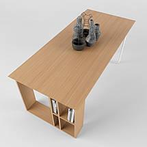 Дизайнерский обеденный стол Unit TM Esense, фото 3