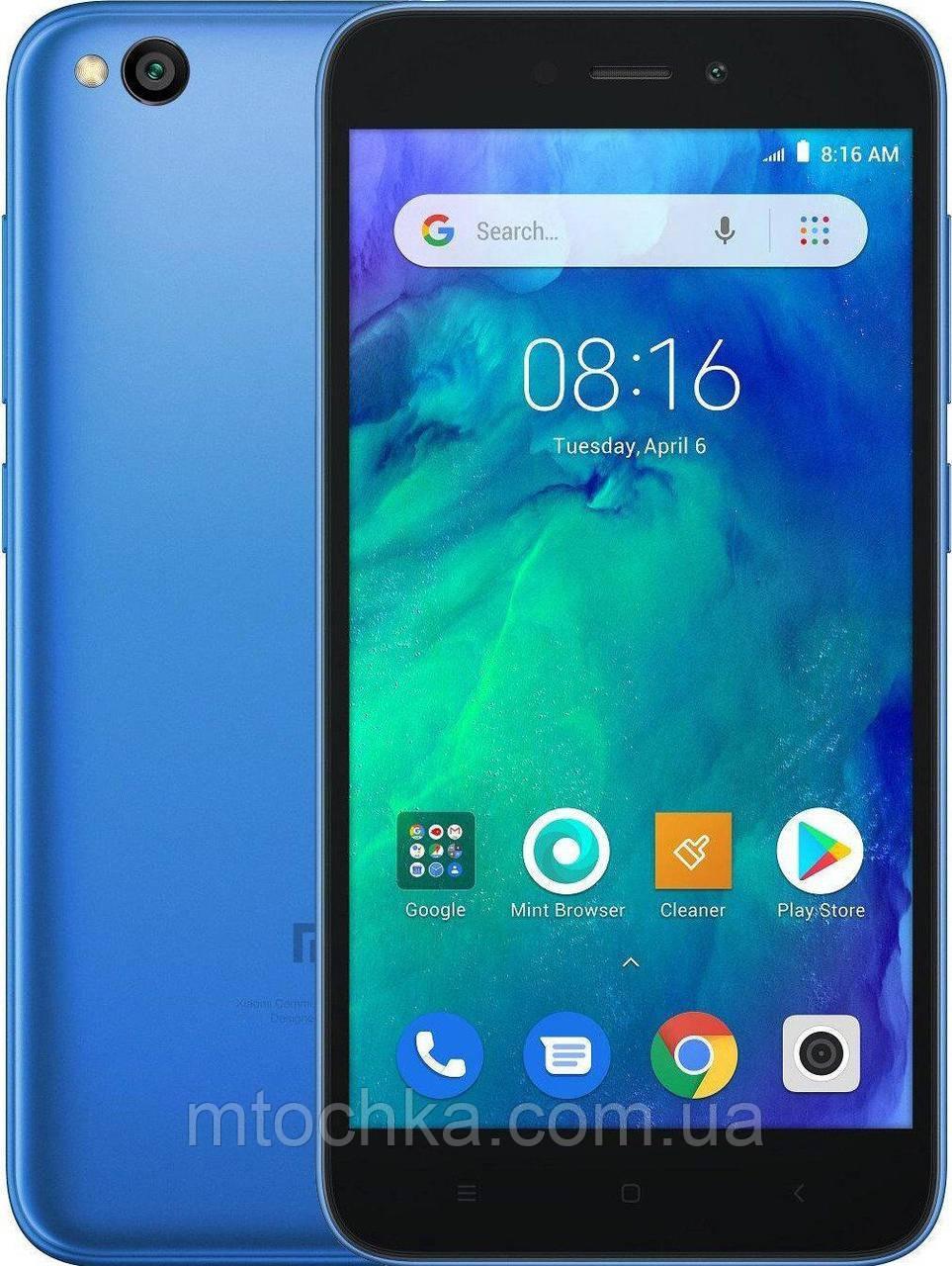 Телефон Xiaomi Redmi GO 1/16 GB Blue, фото 1