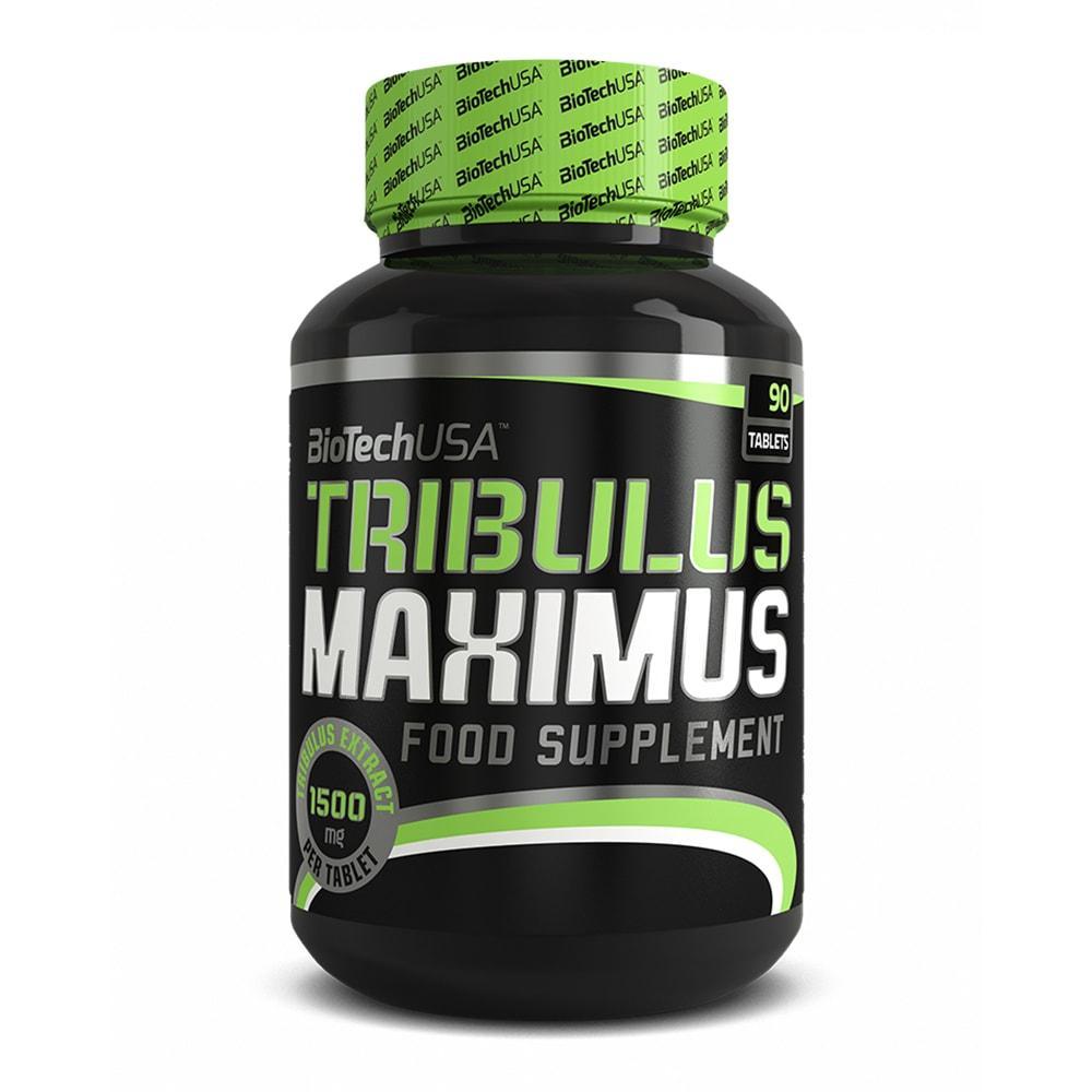 BT TRIBULUS MAXIMUS 1500 mg - 90 таб, фото 1