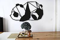 """Картина з дерева """"Panda"""""""
