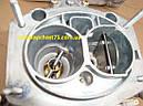 Карбюратор ваз 2107 с микропереключателем (1,5 л: 1,6 л) производитель ДААЗ, Россия, фото 4