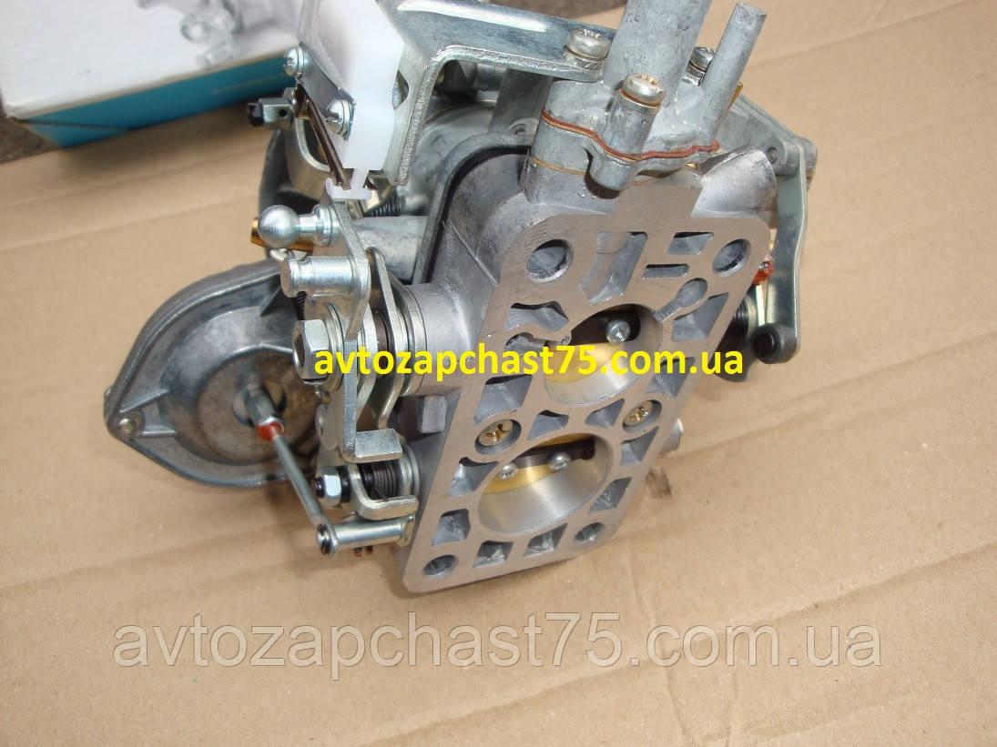 Карбюратор ваз 2107 с микропереключателем (1,5 л: 1,6 л) производитель ДААЗ, Россия