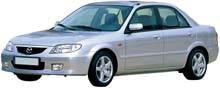 Фаркопы на Mazda 323 (1994-2003)