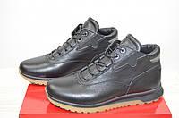 Ботинки мужские зимние KONORS 1512-7-1 чёрные кожа, фото 1