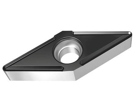 VBMT160408 OTM OC 2125 Твердосплавная пластина для токарного резца, фото 2