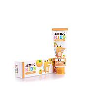 Детская зубная паста со вкусом апельсина Zettoc Kids Orange Toothpaste, 70 мл