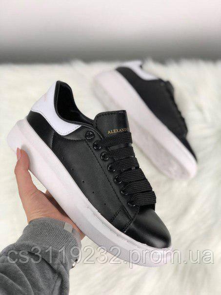 Мужские кроссовки Alexander McQueen (черные)