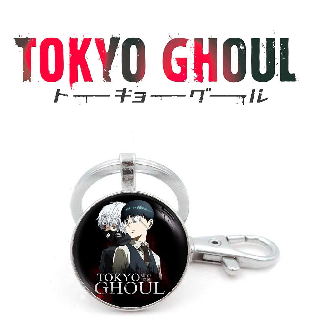 Брелок Кэн в маске Токийский гуль  / Tokyo Ghoul