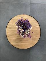 Дизайнерский журнальный столик Ovolo дуб TM Esense, фото 3