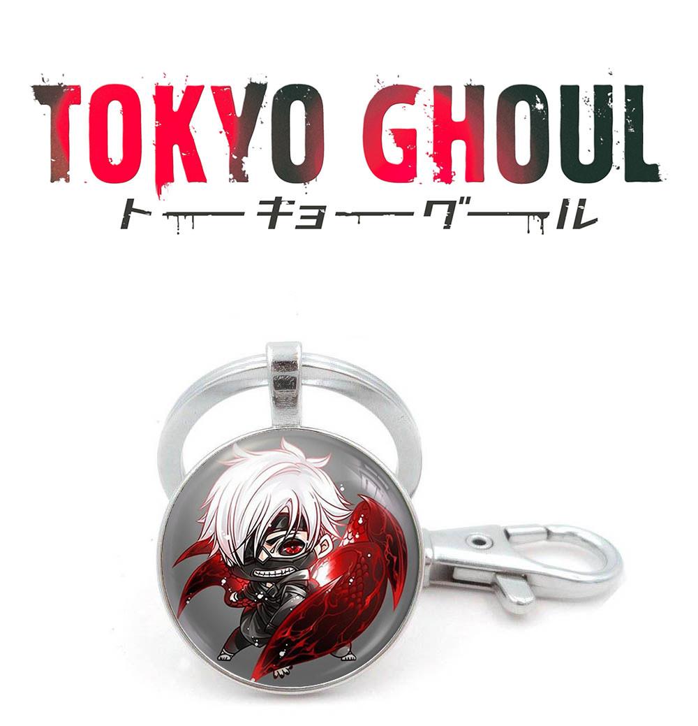 Брелок Кэн Токийский гуль  / Tokyo Ghoul
