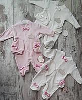Человек велюровый для малышей оптом 3-12 месяцев белый