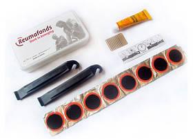 Набор ремкомплект для ремонта камеры велосипеда велоаптечка