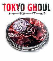 Карманное зеркало Кэн атакует Токийский гуль / Tokyo Ghoul