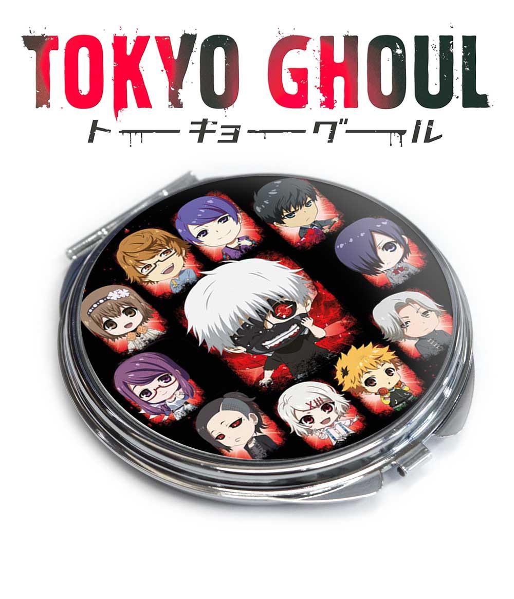 Карманное зеркало герои Токийский гуль / Tokyo Ghoul