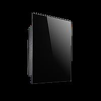 Настенная электрическая панель отопления Hybro Hybrid 375 Black