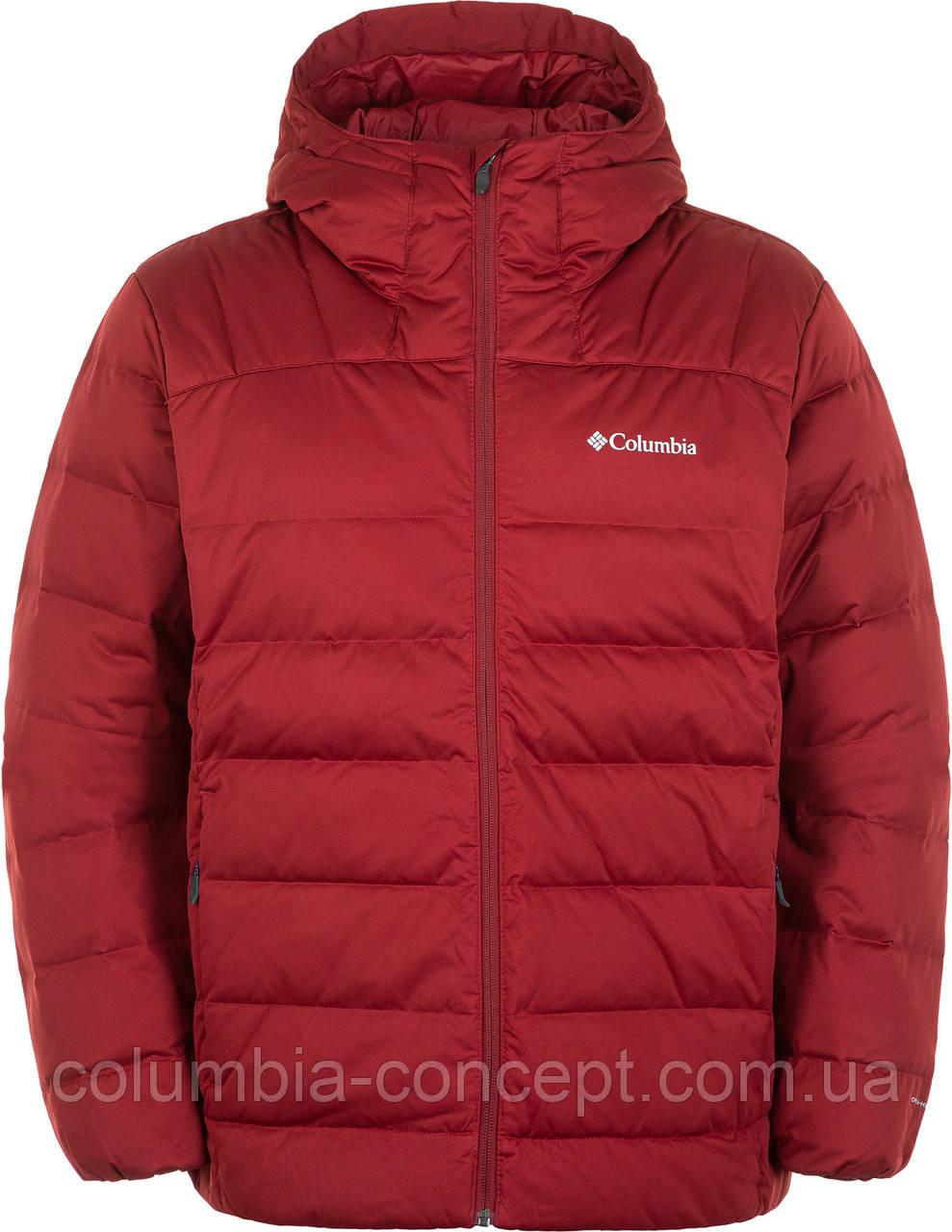 Куртка пуховая мужская Columbia Wrightson Peak II Down