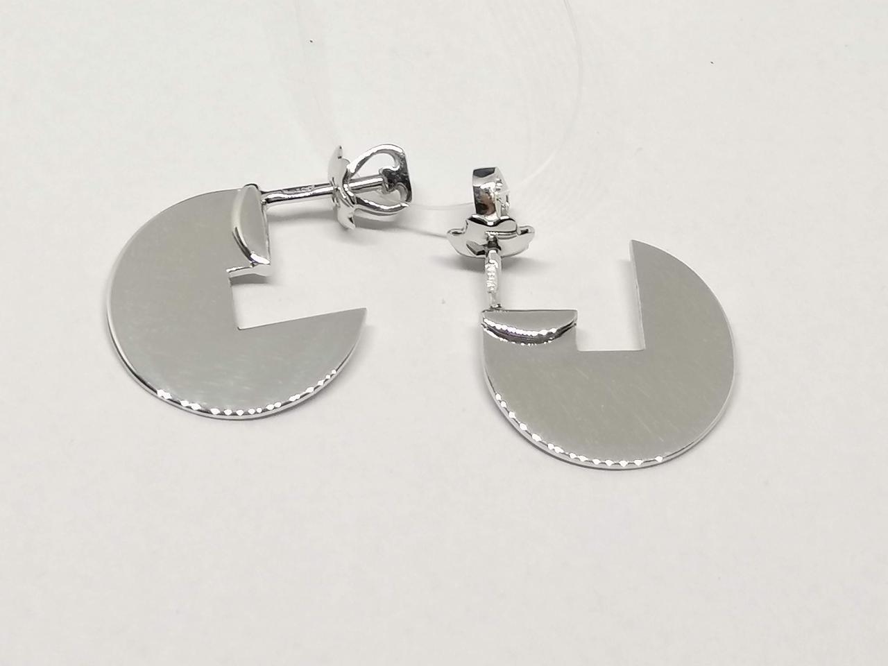 Срібні сережки. Артикул 90201197