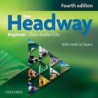 New Headway Fourth Edition Beginner Class Audio CDs