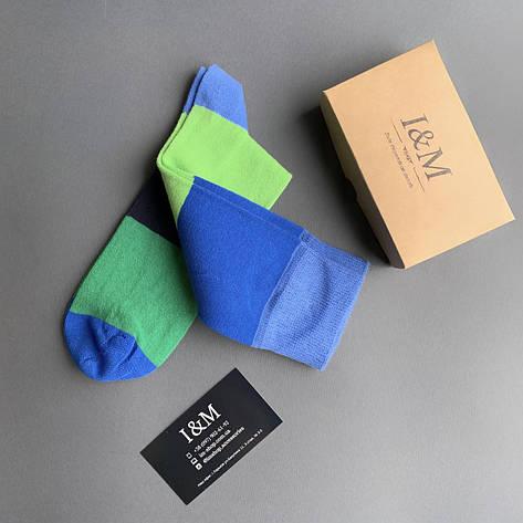 Носки  I&M Craft в полоску (070283), фото 2
