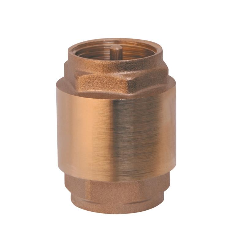 "Обратный клапан SD Plus с латунным штоком 1"" 1/4"