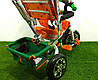 Детский трехколесный велосипед Azimut -Trike (BC-17B Лексус (With star-wheel)), фото 3