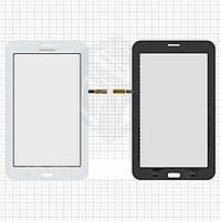 Сенсорный экран для планшета Samsung T111 Galaxy Tab 3 Lite 7.0 3G, белый, (версия 3G)