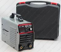 Инверторный сварочный аппарат Hoff MMA-320 Ultra