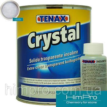 Solido Crystal 1L Tenax Полиэфирный прозрачный густой клей