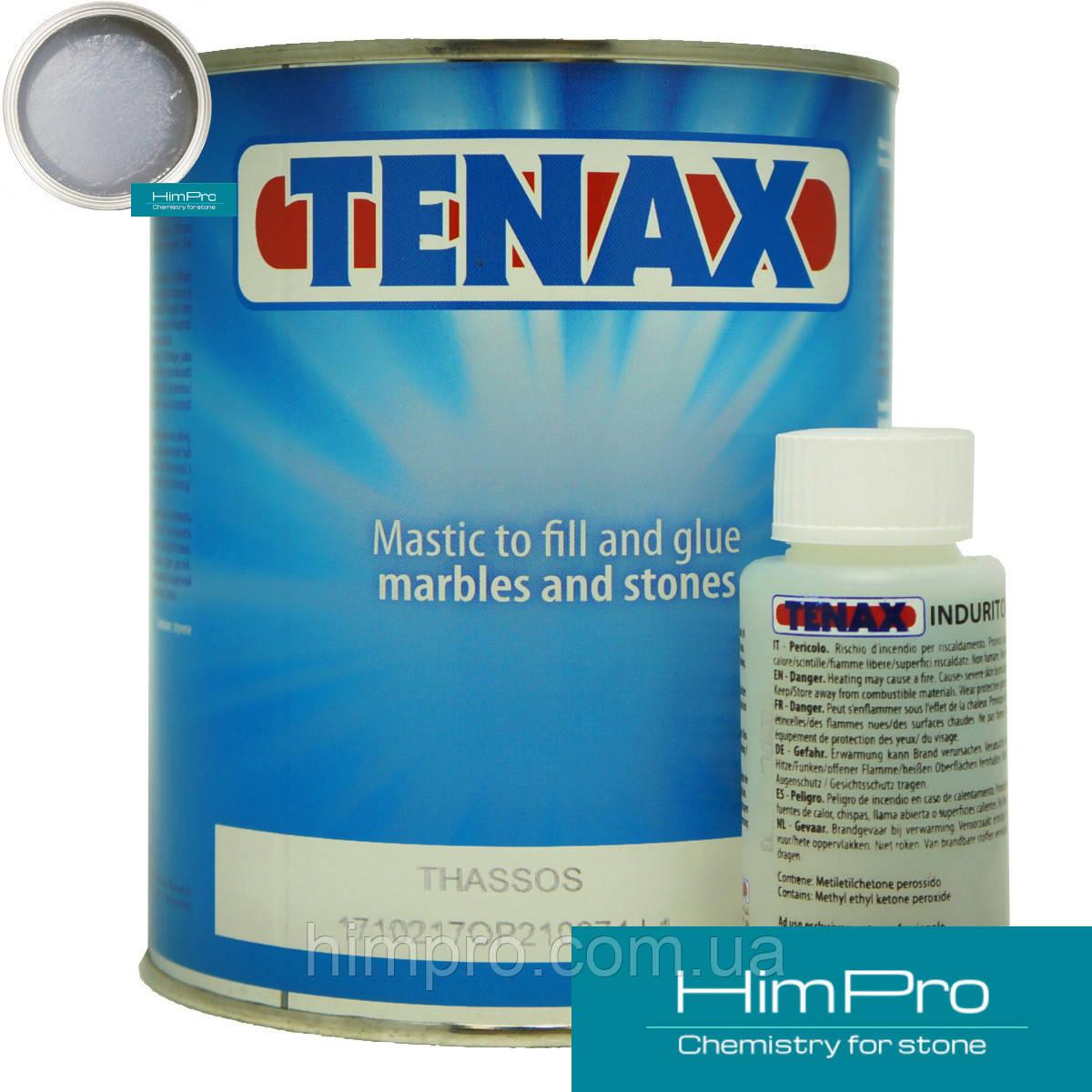 Solido Thassos 1L Tenax Полиэфирный прозрачный густой клей