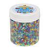 Термомозаика Набор цветных бусин, 3.000 шт. в банке, 6 цветов, MIDI 5+, Hama