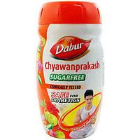 Чаванпраш Дабур без сахара оригинал Индия для диабетиков Chyawanprakash Sugarfree, 500 g, Dabur иммунитет