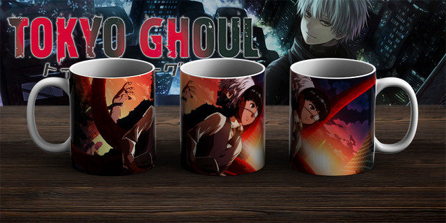 Чашка Токийский гуль / Tokyo Ghoul