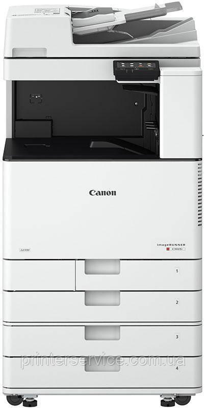 Аренда Canon iR-ADV C3025i цветное лазерное МФУ А3