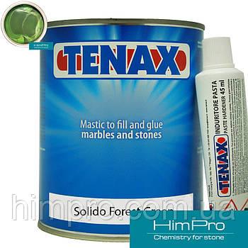 Solido Verde1L Tenax  полиэфирный двух-компонентный клей (зеленый 1.7кг)