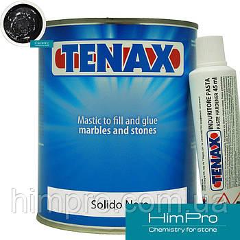 Solido Nero 1L Tenax полиэфирный двух-компонентный клей (черный 1.7кг)