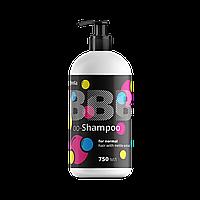 Шампунь для нормального волосся з екстрактом кропиви. POOSHAMPOO for normal hair with nettle extract