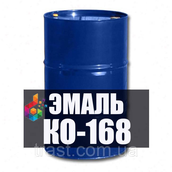 Эмаль КО-168 для фасадов зданий и металлических поверхностей