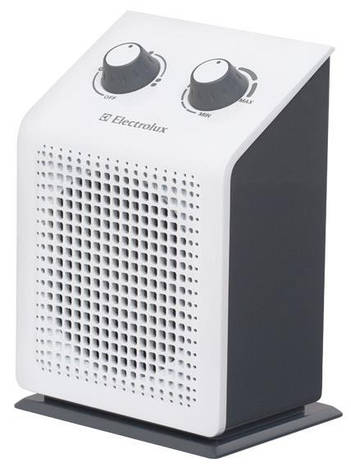 Тепловентилятор Electrolux EFH / S-1115 1500 Вт Белый / Серый, фото 2