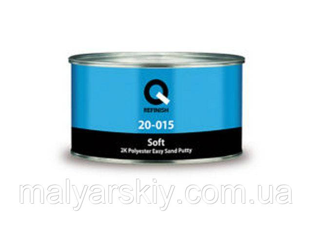 20-015-1700 Шпаклівка наповнююча універсальна SOFT 1,7кг  Q-Refinish