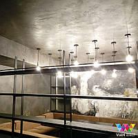 Имитация бетона