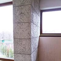 Имитация камня - Услуга по нанесению декоративной штукатурки