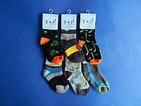 """Носки (34-36 размер, 21-22 см) махровые для мальчиков """"YO SCORPIO""""  ПОЛЬША, фото 1"""