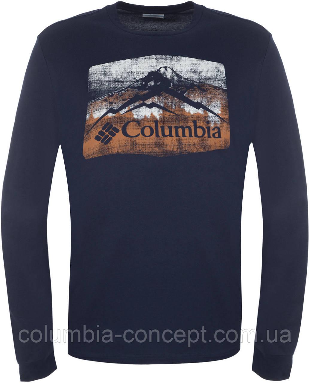 Футболка с длинным рукавом мужcкая Columbia Ranger River Long