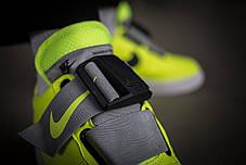 Мужские кроссовки Nike Air Force Utility 1 Volt Yellow ( Реплика ) Остался 41 размер, фото 2