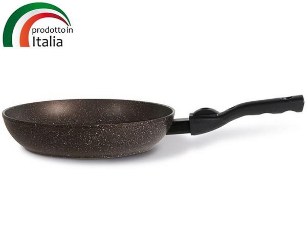 Сковорода TVS BUONGIORNO INDUCTION сковорода 28 см б/крышки (BN163283710001)