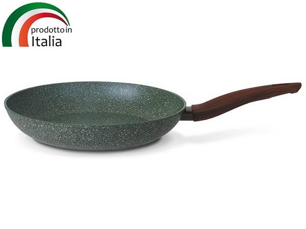 Сковорода TVS NATURA INDUCTION сковорода 20 см б/крышки (BS279202910101)