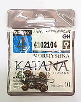 Мормышки паянные Katana №4