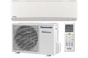 Инверторный кондиционер Panasonic CS/CU-Z35TKEW Flagship White, фото 2