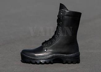 M.203 Black . Ботинки с высокими берцами демисезонные р.45